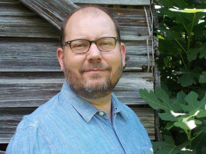 Matthew Duffus Author Photo