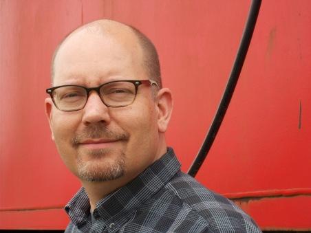 Duffus Author Photo
